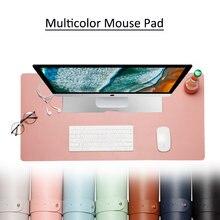 Большой многоцветный игровой коврик для мыши геймерский компьютерный