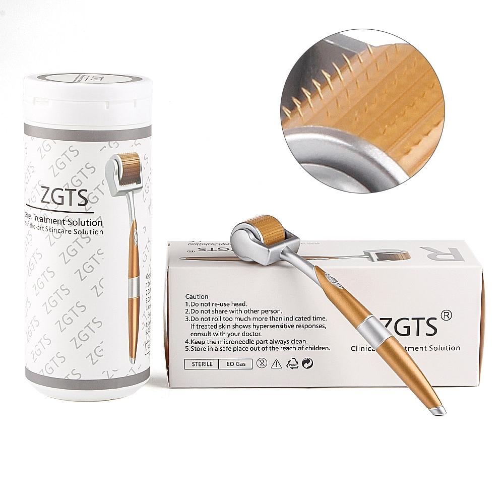 Derma Roller 0.3mm 0.25mm 0.2mm Titanium Mesoroller for Body Face Hair-loss Treatment Micro Needle M