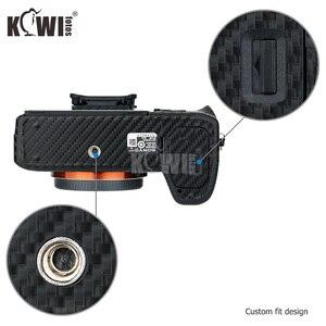 Image 4 - Película protectora de fibra de carbono antiarañazos para Sony A7M2 A7SM2 A7RM2 A7 II A7S II A7R II A7II A7SII A7RII Cámara 3M