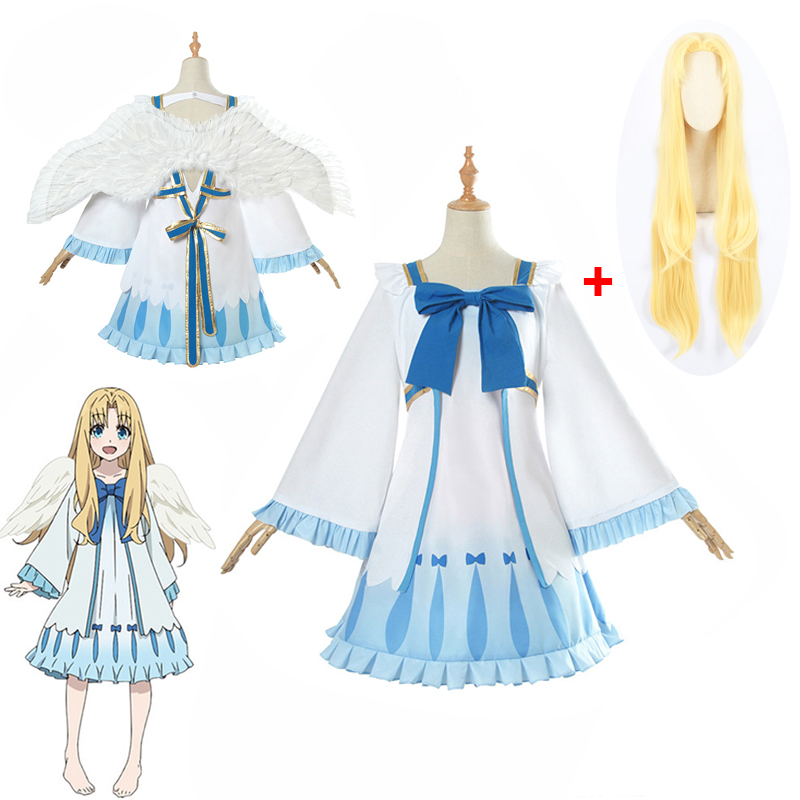 The Rise Of The Shield Hero Cosplay Costume Filo Cosplay Sweet Lolita Dress Girl Summer Costume For Woman Party Dress Free Deliv
