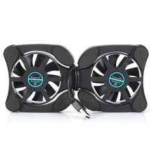 Collapsible Fan USB Small Cooling Pad Portable Laptop Heat D