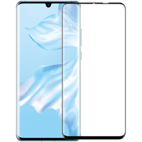 NILLKIN Huawei P30 Pro Glass 3D Screen Protector DS+ MAX Curved Full Glue Coverage Huawei P30 Pro Tempered Glass
