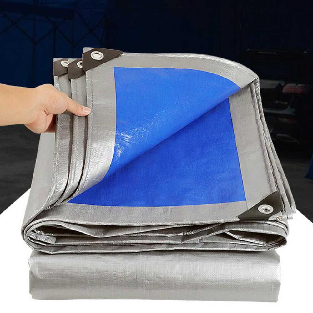 Homemust Cubierta de le/ña para Exteriores Toldos Impermeables a los Rayos UV Protector de Soporte de Chimenea con Bolsa de Transporte