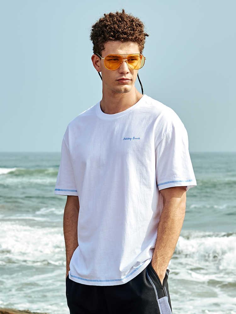 파이 오 니 아 캠프 2020 새로운 여름 t-셔츠 남자 패션 인쇄 100% 코 튼 Streetwear 남자 톱 티 ADT0205035
