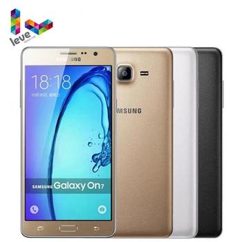 Original Unlocked Samsung Galaxy On7 SM-G6000 Dual SIM Mobile Phone 5.5