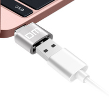 DM USB C Adapter Typ C zu USB 2,0 Adapter Thunderbolt 3 Typ C Adapter OTG Kabel Für Macbook pro Air Samsung S10 S9 USB OTG