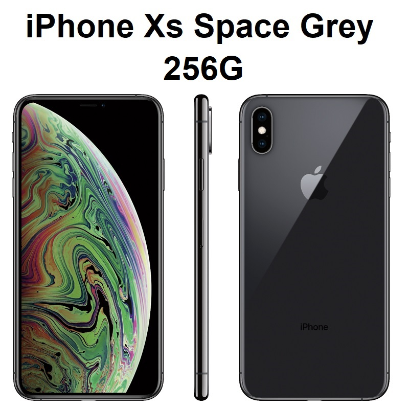XS Space Gray 256G