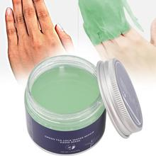 50g Gree Tea Moisturizing Brightening Hand Cream Exfoliating