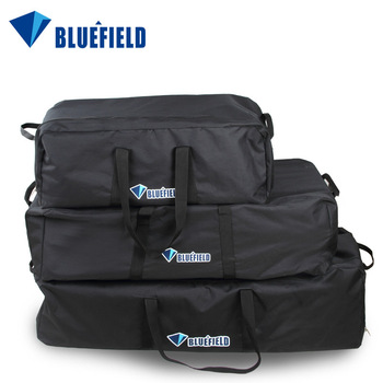Bluefield 55/80/100/150L Foldable Large Duffel Bag Travel Luggage Storage Bag For Home Sports Gym Fitness Cycling Camping Hiking