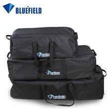 Bluefield grand sac de sport pliable de 55/80/100/l, sac de rangement pour bagages de voyage pour domicile, sport, Fitness, cyclisme, Camping, randonnée