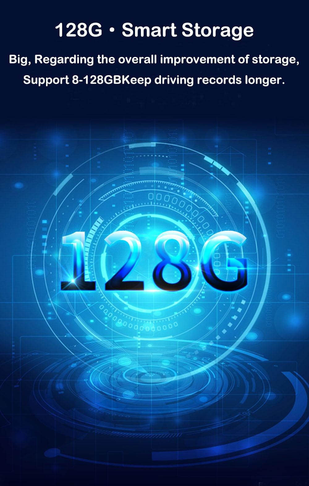 128G·Smart Storage
