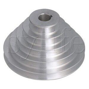 Image 1 - 5 Step A Type V Belt Pagoda Pulley Belt Outter Dia 54 150mm(Hole Dia 14mm,16mm,18mm,19mm,20mm,22mm,24mm,25mm,28mm)