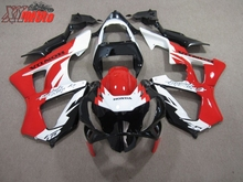 цена на ABS Fairing Kit For Honda CBR929R 2000-2001 Motorcycle Injection ABS plastic Fairings CBR 929 00-01 Gloss Red and White Bodywork