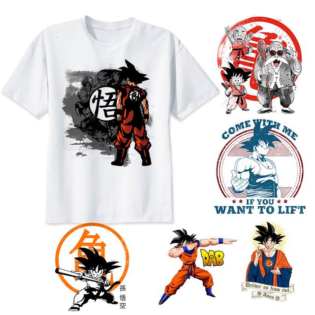 Dragon Ball Trendy T-Shirts