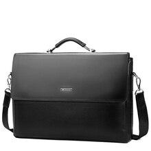 Männer schulter taschen Business pu Leder Laptop Handtasche Tote Casual Mann Tasche Für männliche Schulter Tasche Männlichen Büro Messenger tasche