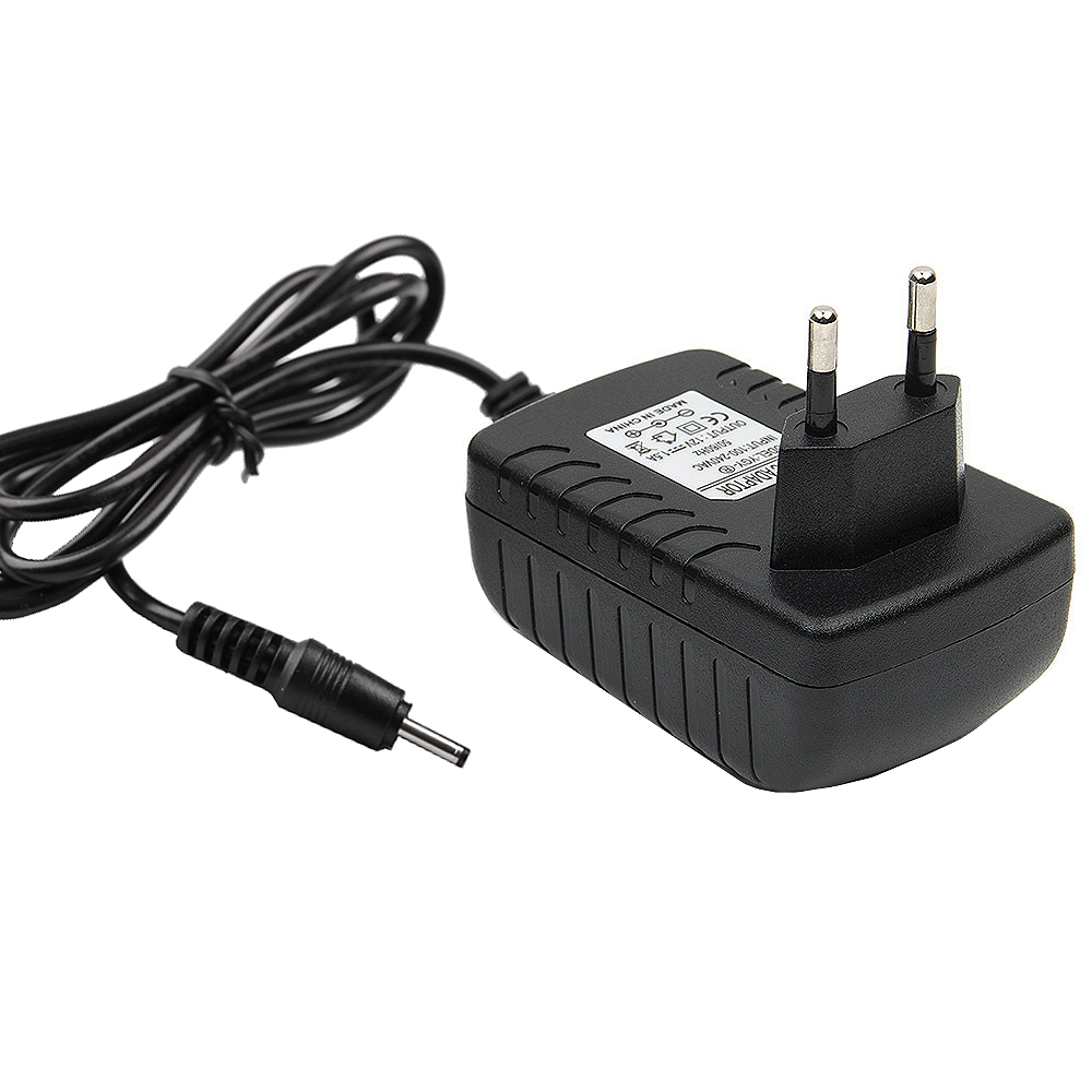 Qkens 12V 1.5A Tablet Battery Charger For Acer Iconia Tab W3 W3-810 A100 A101 A200 A210 A211 A500 A501 Etc.
