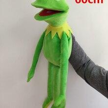3 вида стилей плюшевый Кермит игрушка с героями «Улица Сезам» Куклы-лягушки мягкую игрушку на руку, дропшиппинг, подарок на Рождество, для де...
