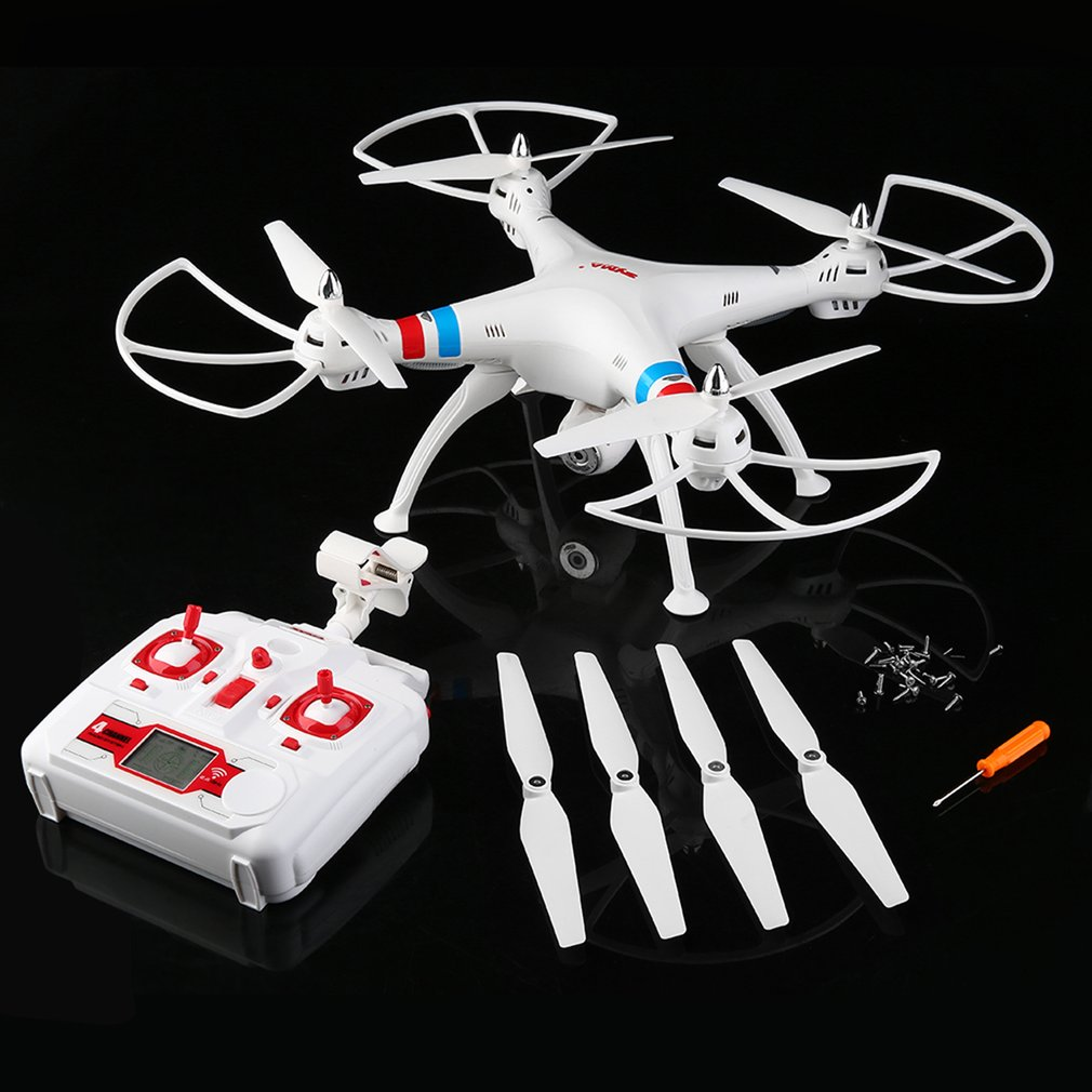2.4G RC Drone with Camera 2MP Wifi FPV Helicopter Camera for Syma X8W 4-Axle Gyro image