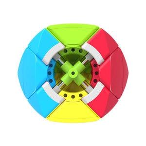 Image 5 - Mofangge 3*3*3 קסם קוביות מהירות מפואר קוביית קוביית סט 4pcs 3*3/4*4/5*5 מקצועי חידות קוביות למידה צעצועים לילדים