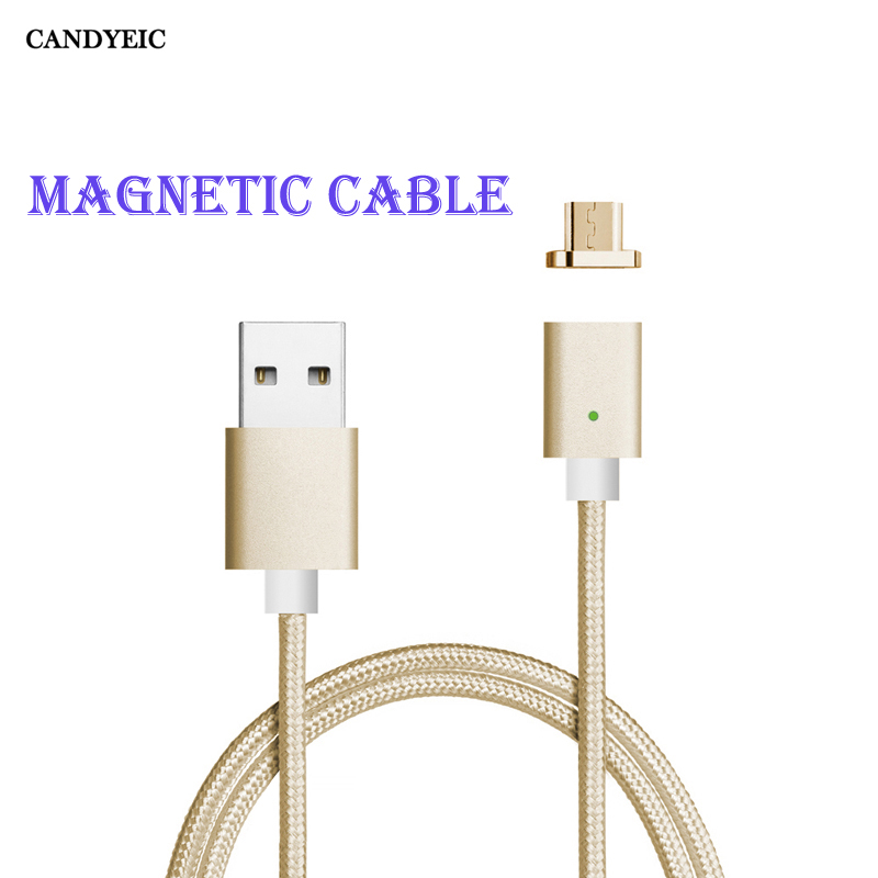 CANDYEIC Magnetic Charger For Xiaomi Redmi 6pro Cable Redmi 6 Micro USB Cable For Redmi 5 4 3 Magnetic Cable USB Fast Charging|Mobile Phone Cables|   - AliExpress