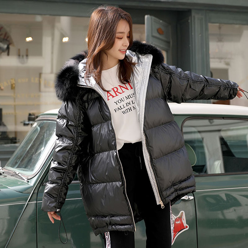 Parka Winter discount Real