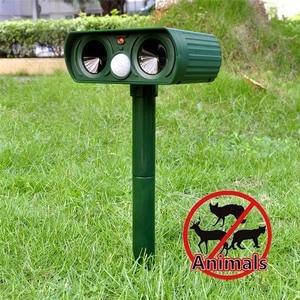 Solar Ultrasonic Pest Animal R