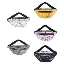Bum-Bag Waist Belt Fanny-Pack Chest-Purse Sports Fashion Women Casual Travel-Phone-Holder