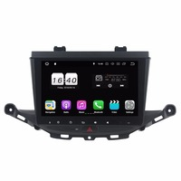 TDA7851 720P 9 Android 8.1 For Opel ASTRA K 2016 2017 2GB RAM Car DVD Player GPS navi Steering mirror RDS Radio wifi 4G BT 4.0