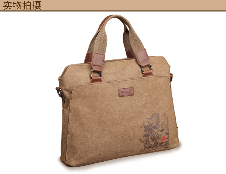 Брезента классический Холщовая Сумка через плечо сумка Для мужчин и Для женщин Курьерские сумки на молнии клапаном Повседневное Дорожная