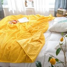 цены Solid Color Blanket Single Double Thick Warm Cashmere Blanket Magic Velvet Nap Blanket