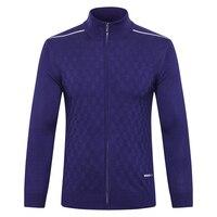 Billionaire Sweater wool Cardigan men's 2019 new fashion zipper high quality Comfortable England big size M 4XL free shipping