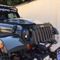 J076 avengers capa para jk inimigo jeep para wrangler motor capa lantsun