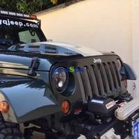 J076 vengadores hood JK enemigo jeep wrangler cubierta del motor lantsun|Campanas| |  -