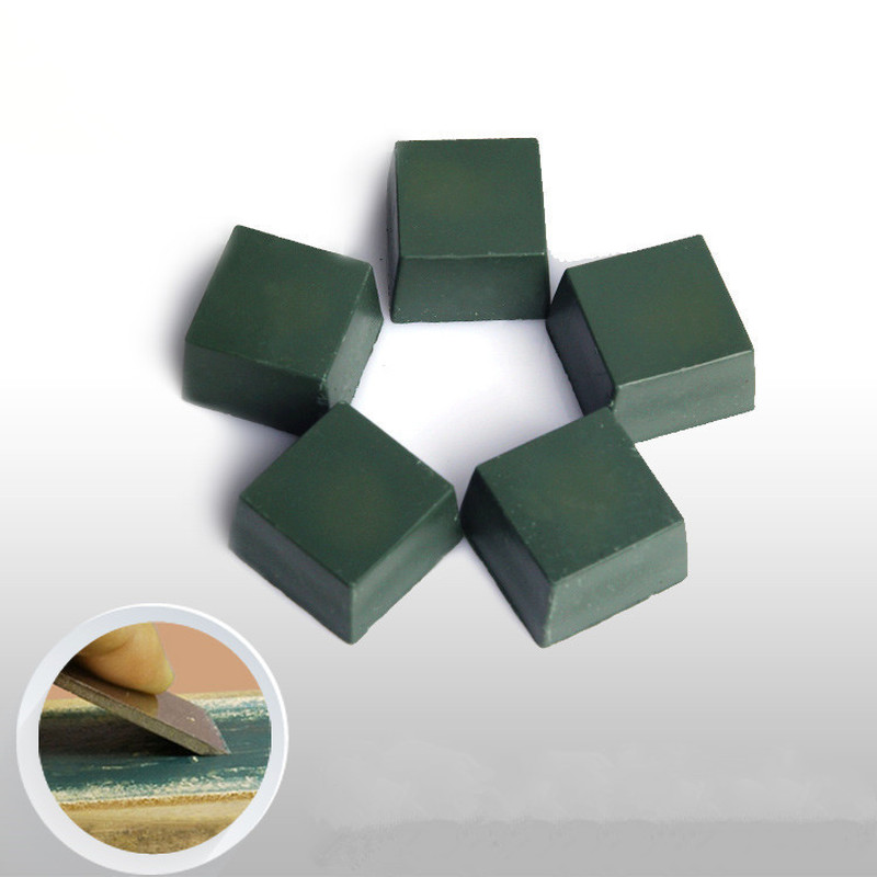 Green Polishing Paste Alumina Fine Abrasive Buff Polishing Compound Metal Jewelry Polishing Wax Grindin Compound Abrasive Paste