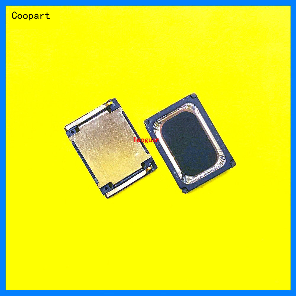 2pcs/lot Coopart New Buzzer Loud Music Speaker Ringer Replacement For Philips W6610 CTW6610 I908 CTI908 Top Quality