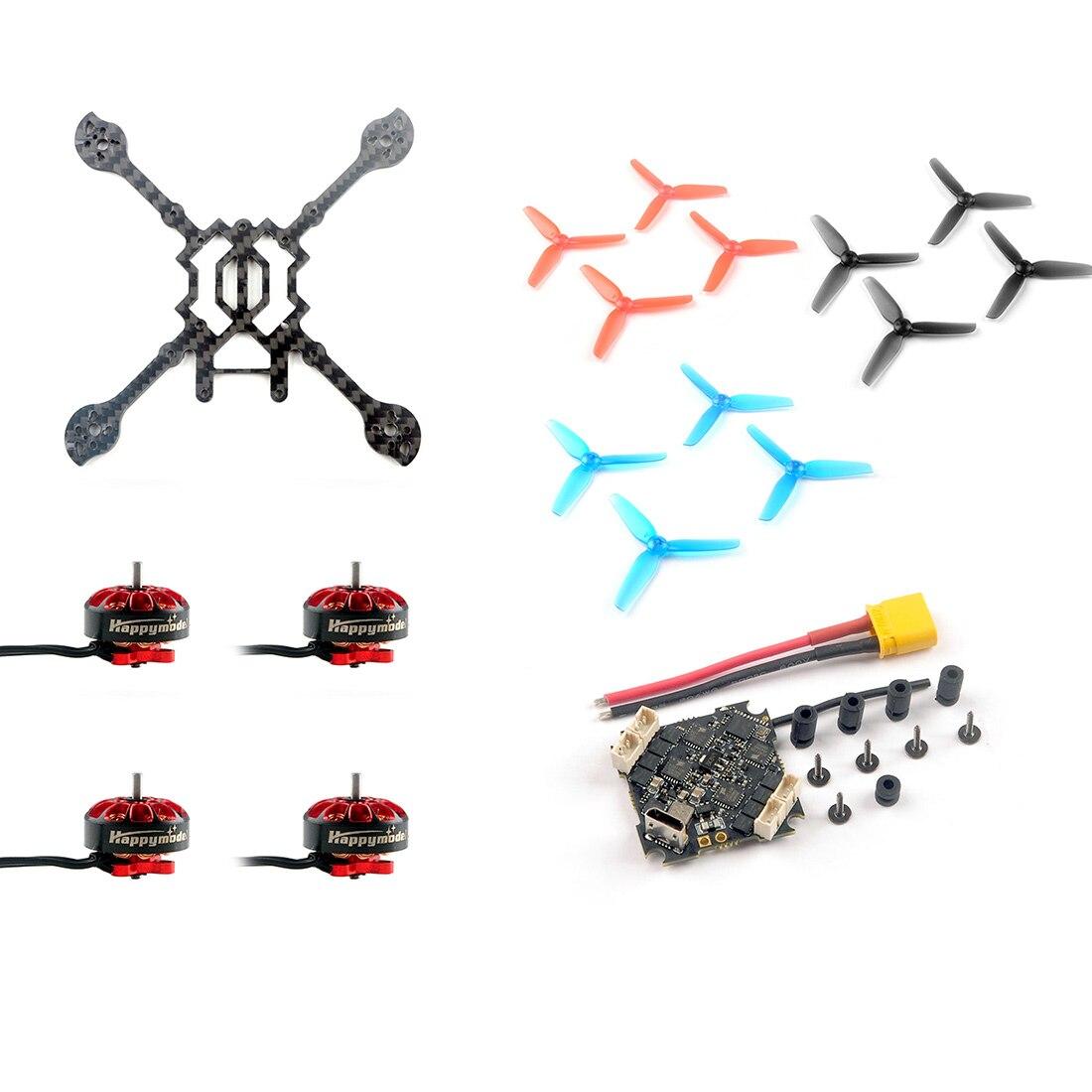 Happymodel Larve X HD FPV Racing Drone DIY Zubehör Kit w/125mm Rahmen Kit Crazybee F4 PRO V3.0 flight Controller