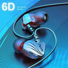 Olhveitra 3,5mm In-Ohr Audifonos Verdrahtete Kopfhörer Für iPhone Android Freihändiger Sport Bass Stereo Headset Gamer Kopfhörer Mit mic