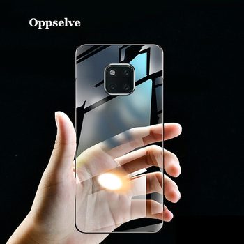Luxury Case For Huawei Mate 20 Pro 30 Lite Capinha Ultra Slim Soft TPU Silicone Cover Case For Huawei P 40 20 30 Pro Coque Funda cover case for huawei mate 10 pro soft carbon fiber luxury tpu