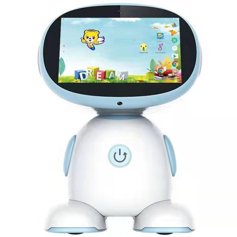 Children's Learning Machine Intelligent Robot,Android Robot Smart Toy Early Learning Machine