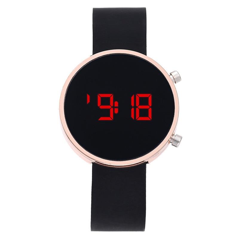 Дети часы мальчики светодиодные цифровые часы мужчины женщины унисекс спорт наручные часы дети ребенок сплав циферблат электронные часы Montre Enfant