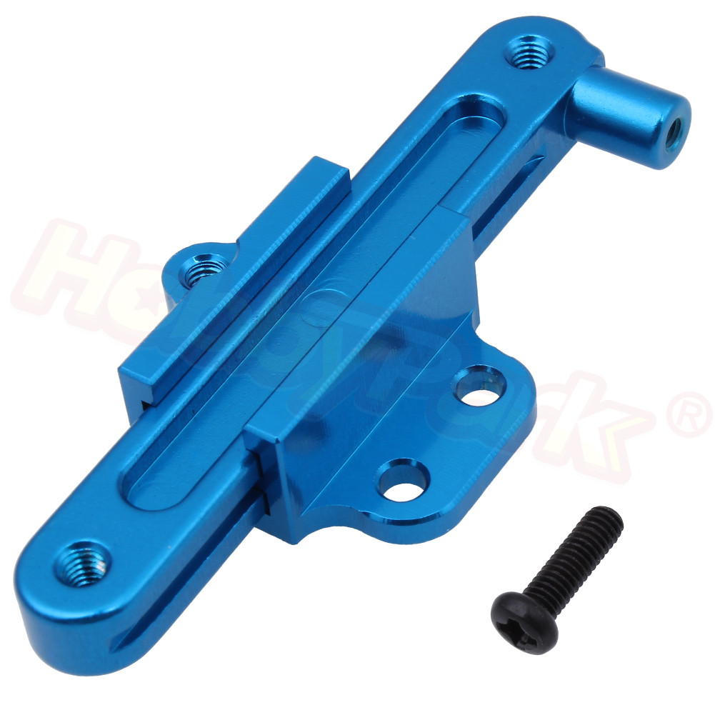 Alloy Steering Servo Saver Complete for Wltoys 12428//FY03 RC Car Upgrade Parts