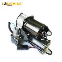 Воздушный подвесной компрессор для land rover discovery 3 lr3
