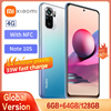 Xiaomi Redmi Note 10S Smartphone Global Version 64MP Quad Camera Helio G95 AMOLED Full Screen 33W Fast Charge With NFC 5000mAh