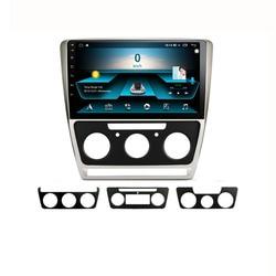 4G LTE Android 10.1 For SKODA Octavia 2007 2008 2009 2010 2011 2012 2013 Multimedia Stereo Car DVD Player Navigation GPS Radio