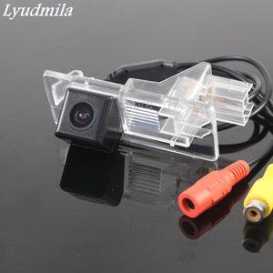 Автомобильная камера заднего вида для Renault Captur 2013 ~ 2018 с 24-контактным кабелем-адаптером, оригинальный экран, совместимые комплекты, запасная камера заднего вида