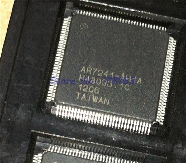 10pcs/lot AR7241-AH1A AR7241 QFP-128 In Stock