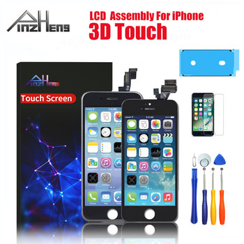 AAAA Display LCD For iPhone 6 6S 7 8 Plus Touch Screen Replacement Digitizer Assembly Display For iPhone 4S 5 5S SE LCD Screen 5 5 lcd for oneplus two 2 a2001 lcd display touch screen digitizer assembly replacement for oneplus 2 lcd