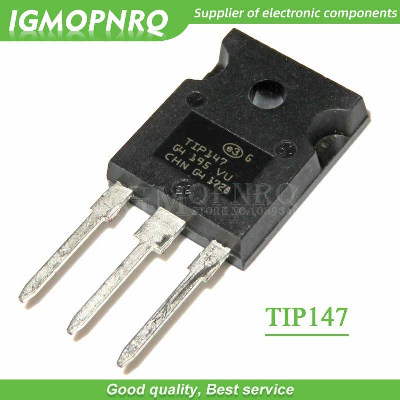 5PCS TIP35C TIP36C TIP142 TIP147 TIP2955 TIP3055 TO-247 TIP35  TIP36 NPN New And Original IC