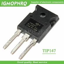 5PCS TIP35C TIP36C TIP142 TIP147 TIP2955 TIP3055 TO 247 TIP35  TIP36 NPN New and Original IC