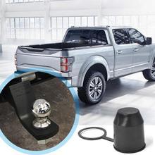 Авто Фаркоп мяч Защитная крышка универсальный для Караван Трейлер 50 мм автомобиля предотвращения смазки и грязи Защитная крышка